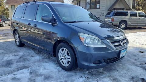 2006 Honda Odyssey for sale at Shores Auto in Lakeland Shores MN