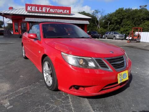2008 Saab 9-3 for sale at Kelley Autoplex in San Antonio TX