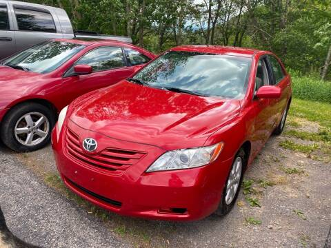 2007 Toyota Camry for sale at Ball Pre-owned Auto in Terra Alta WV