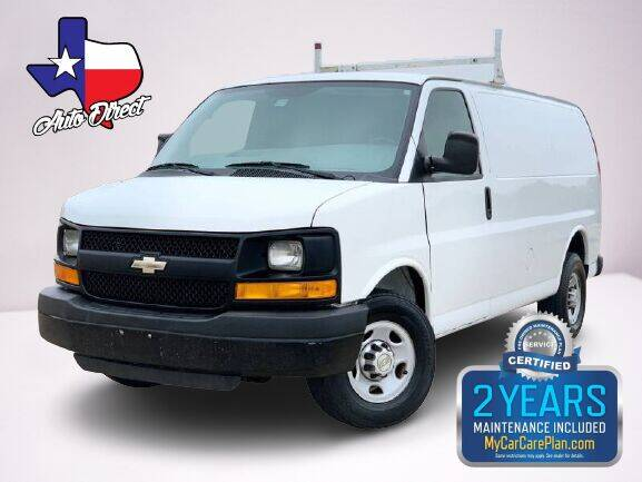 2013 Chevrolet Express Cargo for sale at AUTO DIRECT Bellaire in Houston TX
