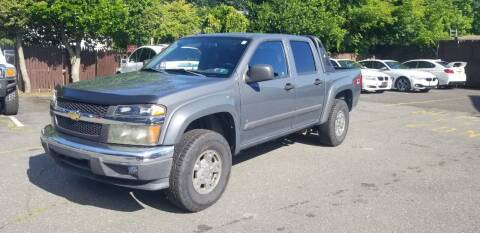 2008 Chevrolet Colorado for sale at Central Jersey Auto Trading in Jackson NJ