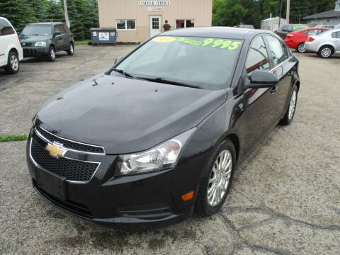 2014 Chevrolet Cruze for sale at Richfield Car Co in Hubertus WI