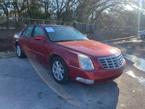 2007 Cadillac DTS for sale at Allen Turner Hyundai in Pensacola FL