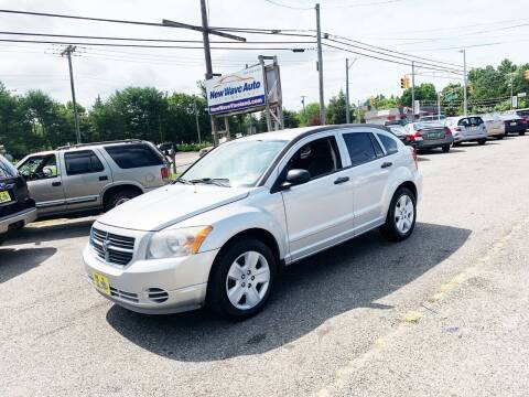 2007 Dodge Caliber for sale at New Wave Auto of Vineland in Vineland NJ