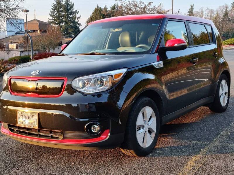 2016 Kia Soul EV for sale at Halo Motors in Bellevue WA