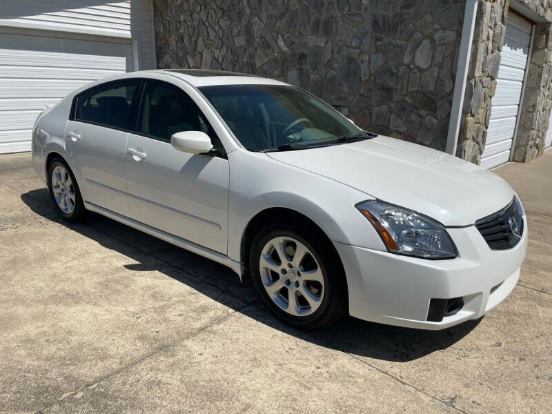 2007 Nissan Maxima for sale at Jack Hedrick Auto Sales Inc in Madison NC