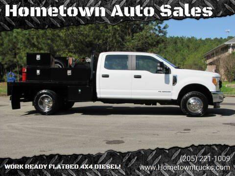 2017 Ford F-350 Super Duty for sale at Hometown Auto Sales - Trucks in Jasper AL