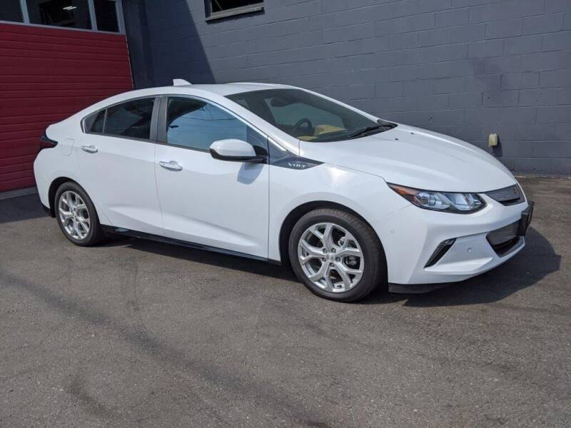 2017 Chevrolet Volt for sale at Paramount Motors NW in Seattle WA