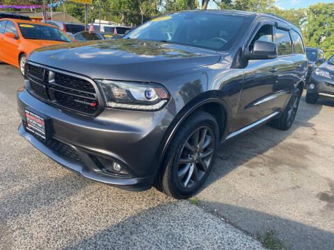 2017 Dodge Durango for sale at Nasa Auto Group LLC in Passaic NJ