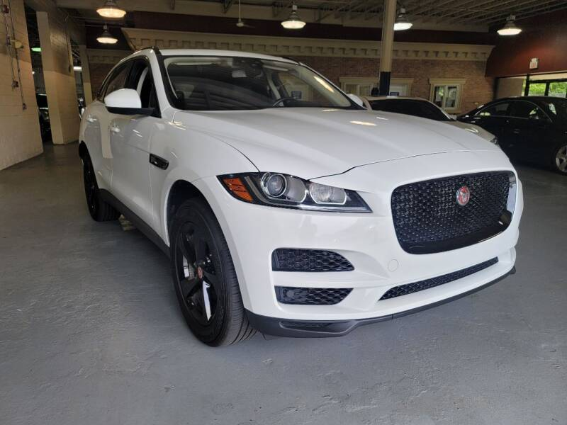2018 Jaguar F-PACE for sale at AW Auto & Truck Wholesalers  Inc. in Hasbrouck Heights NJ