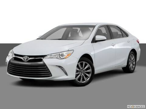 2016 Toyota Camry for sale at Herman Jenkins Used Cars in Union City TN