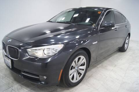 2012 BMW 5 Series for sale at Sacramento Luxury Motors in Carmichael CA