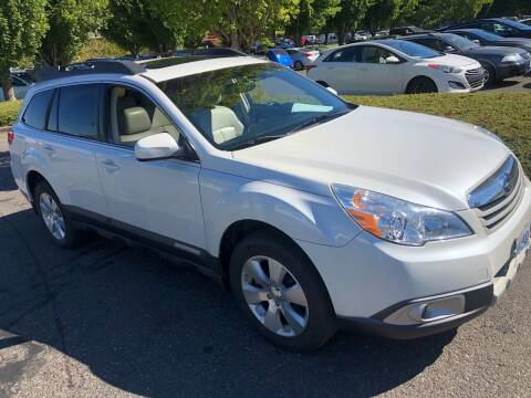 2010 Subaru Outback for sale at Blue Line Auto Group in Portland OR