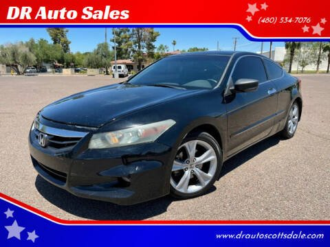 2011 Honda Accord for sale at DR Auto Sales in Scottsdale AZ