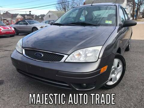 2006 Ford Focus for sale at Majestic Auto Trade in Easton PA