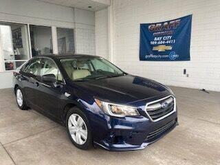 2018 Subaru Legacy for sale at GRAFF CHEVROLET BAY CITY in Bay City MI