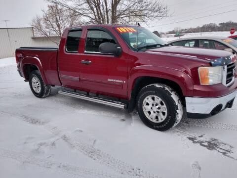 2007 GMC Sierra 1500 for sale at Kull N Claude in Saint Cloud MN