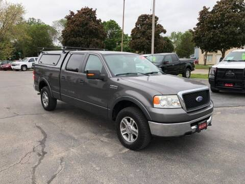 2007 Ford F-150 for sale at WILLIAMS AUTO SALES in Green Bay WI