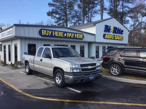 2005 Chevrolet Silverado 1500 for sale at Bi Rite Auto Sales in Seaford DE
