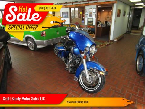 1988 HARLEY DAVIDSON FLHT CLASSIC for sale at Scott Spady Motor Sales LLC in Hastings NE