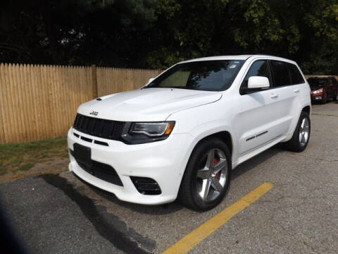 2017 Jeep Grand Cherokee for sale at Wayland Automotive in Wayland MA