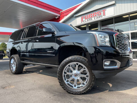 2018 GMC Yukon XL for sale at Furrst Class Cars LLC in Charlotte NC