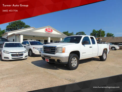 2012 GMC Sierra 1500 for sale at Turner Auto Group in Greenwood MS