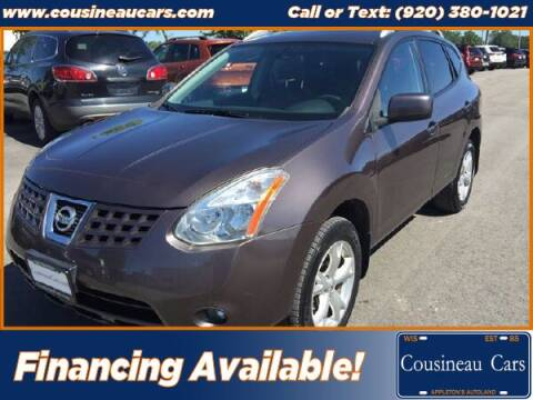 2008 Nissan Rogue for sale at CousineauCars.com in Appleton WI