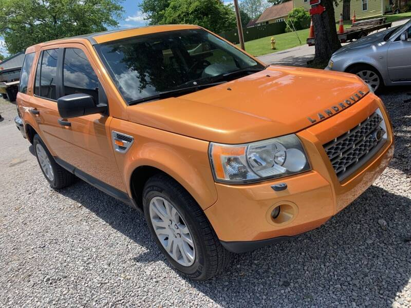 2008 Land Rover LR2 for sale at Trocci's Auto Sales in West Pittsburg PA