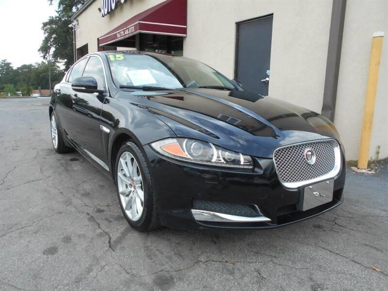 2015 Jaguar XF for sale at AutoStar Norcross in Norcross GA