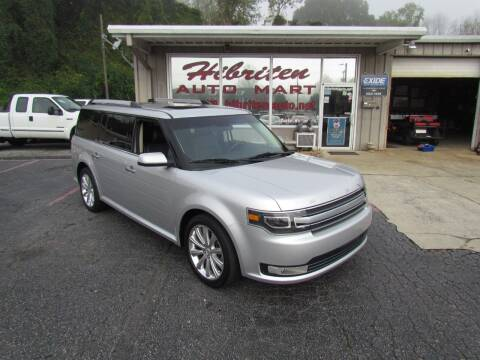 2014 Ford Flex for sale at Hibriten Auto Mart in Lenoir NC
