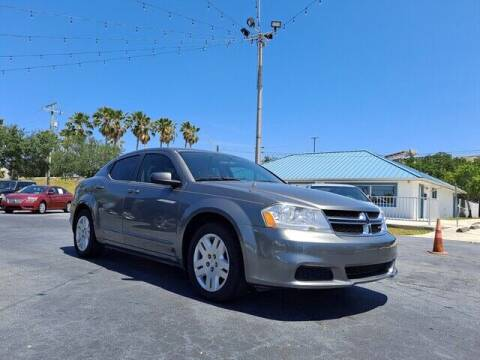 2012 Dodge Avenger for sale at Select Autos Inc in Fort Pierce FL