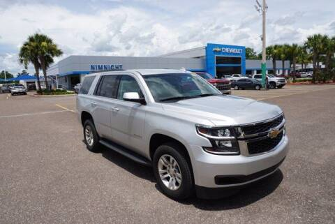 2019 Chevrolet Tahoe for sale at WinWithCraig.com in Jacksonville FL