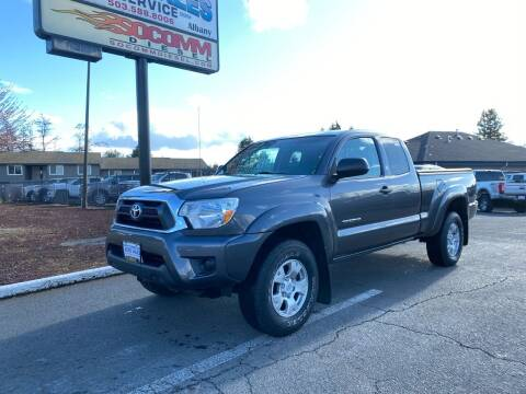 2014 Toyota Tacoma for sale at South Commercial Auto Sales in Salem OR