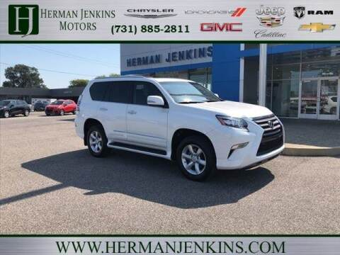 2016 Lexus GX 460 for sale at Herman Jenkins Used Cars in Union City TN