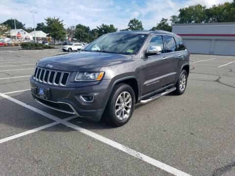 2014 Jeep Grand Cherokee for sale at B&B Auto LLC in Union NJ