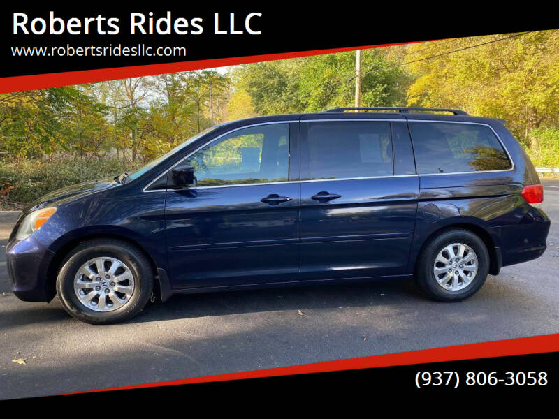 2008 Honda Odyssey for sale at Roberts Rides LLC in Franklin OH