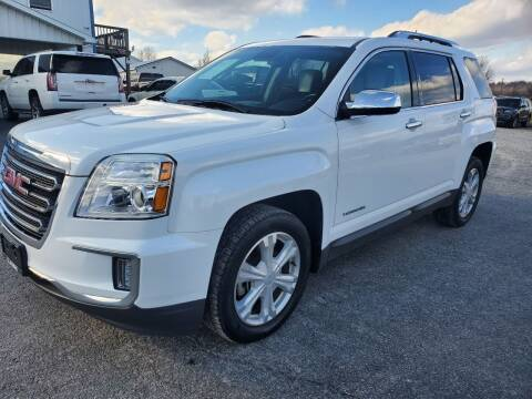 2017 GMC Terrain for sale at Hatcher's Auto Sales, LLC in Campbellsville KY