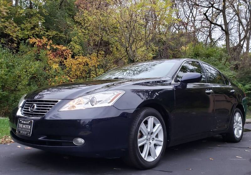 2008 Lexus ES 350 for sale at The Motor Collection in Columbus OH