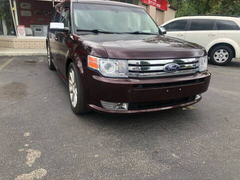 2011 Ford Flex for sale at Right Place Auto Sales in Indianapolis IN