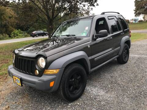2005 Jeep Liberty for sale at New Wave Auto of Vineland in Vineland NJ