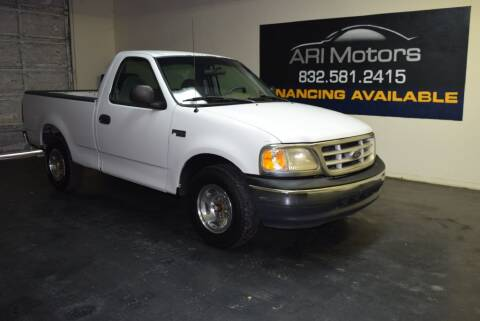 1999 Ford F-150 for sale at ARI Motors in Houston TX