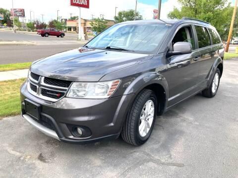 2015 Dodge Journey for sale at University Auto Sales Inc in Pocatello ID