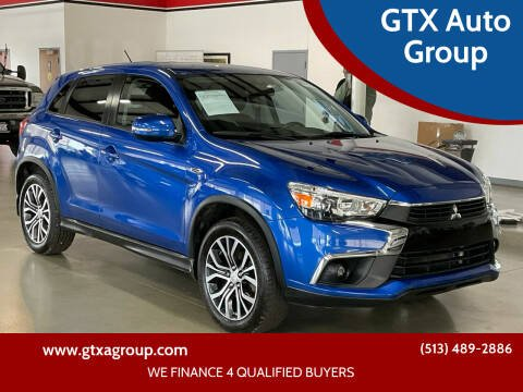 2016 Mitsubishi Outlander Sport for sale at GTX Auto Group in West Chester OH