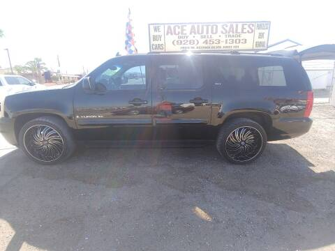 2007 GMC Yukon XL for sale at ACE AUTO SALES in Lake Havasu City AZ