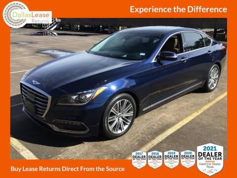 2020 Genesis G80 for sale at Dallas Auto Finance in Dallas TX
