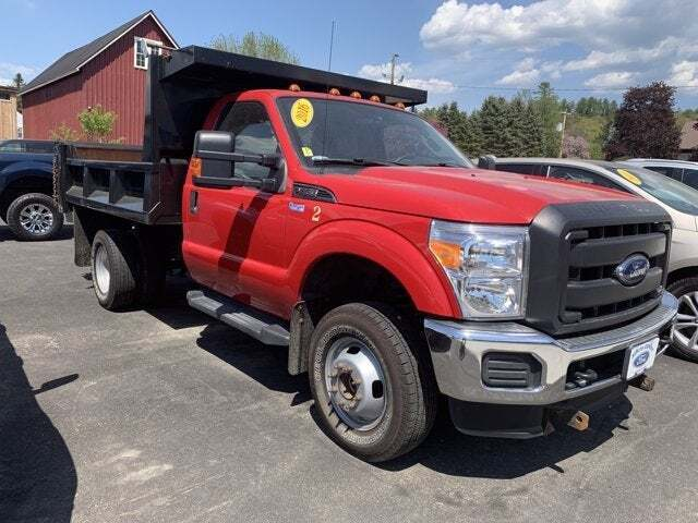 2016 Ford F-350 Super Duty for sale at SCHURMAN MOTOR COMPANY in Lancaster NH