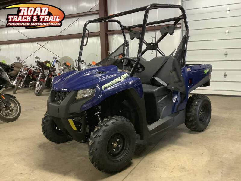 2021 Arctic Cat Prowler 500 for sale at Road Track and Trail in Big Bend WI