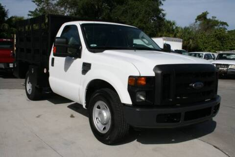 2008 Ford F-250 Super Duty for sale at Mike's Trucks & Cars in Port Orange FL