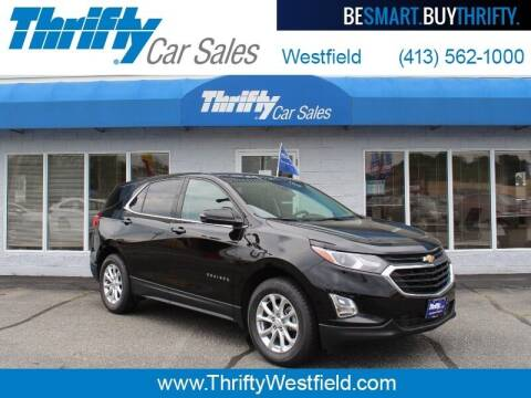 2019 Chevrolet Equinox for sale at Thrifty Car Sales Westfield in Westfield MA